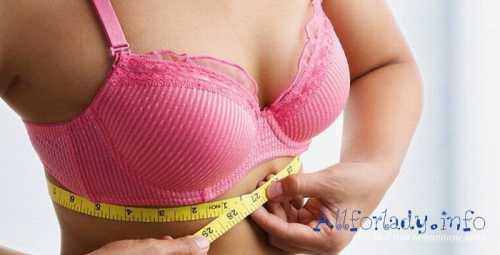как увеличить грудь при помощи натуральных средств