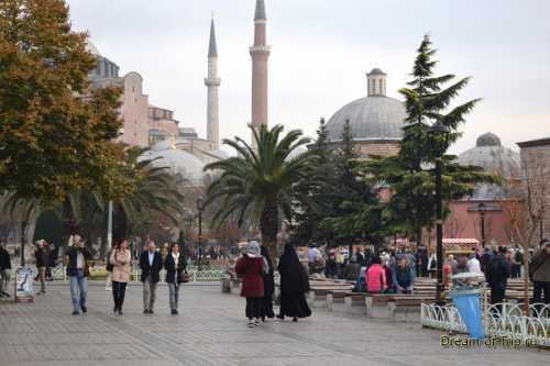 султанахмет стамбул: что посмотреть и как добраться до района